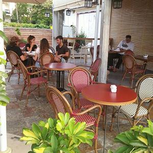 חנות בית הקפה
