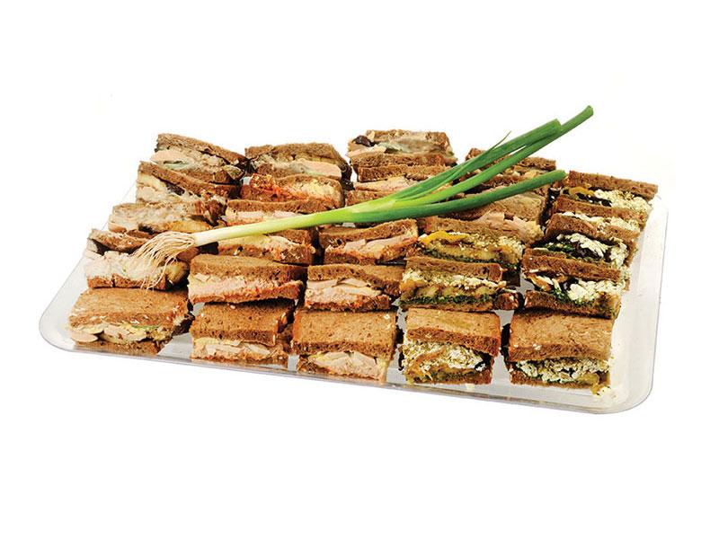 מגש כריכוני קסטן (לחם דגנים)